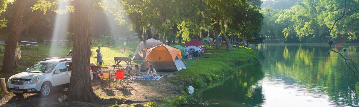 New Braunfels Camping >> Camping Camp Huaco Springs